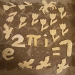 e^{2\pi i}=1